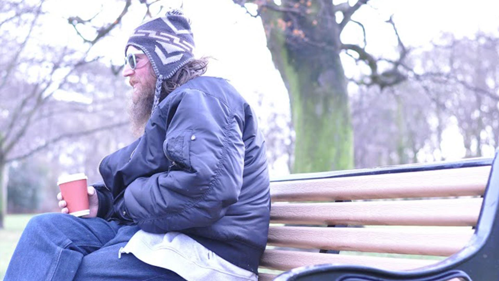 KAP Photo Person Bench