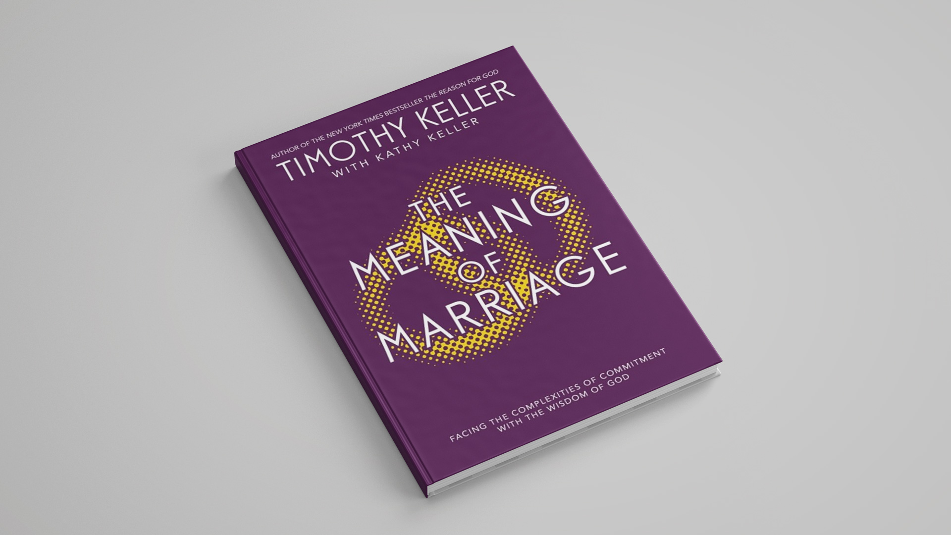 Marriage Tim Keller Book Image