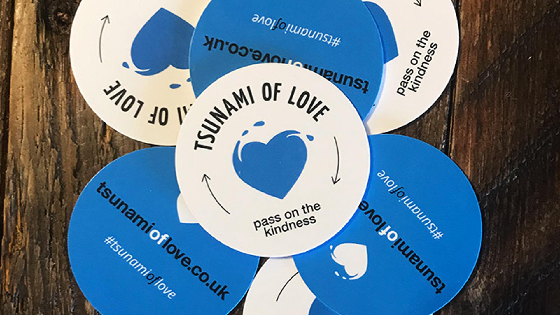 Tsunami Of Love Coins