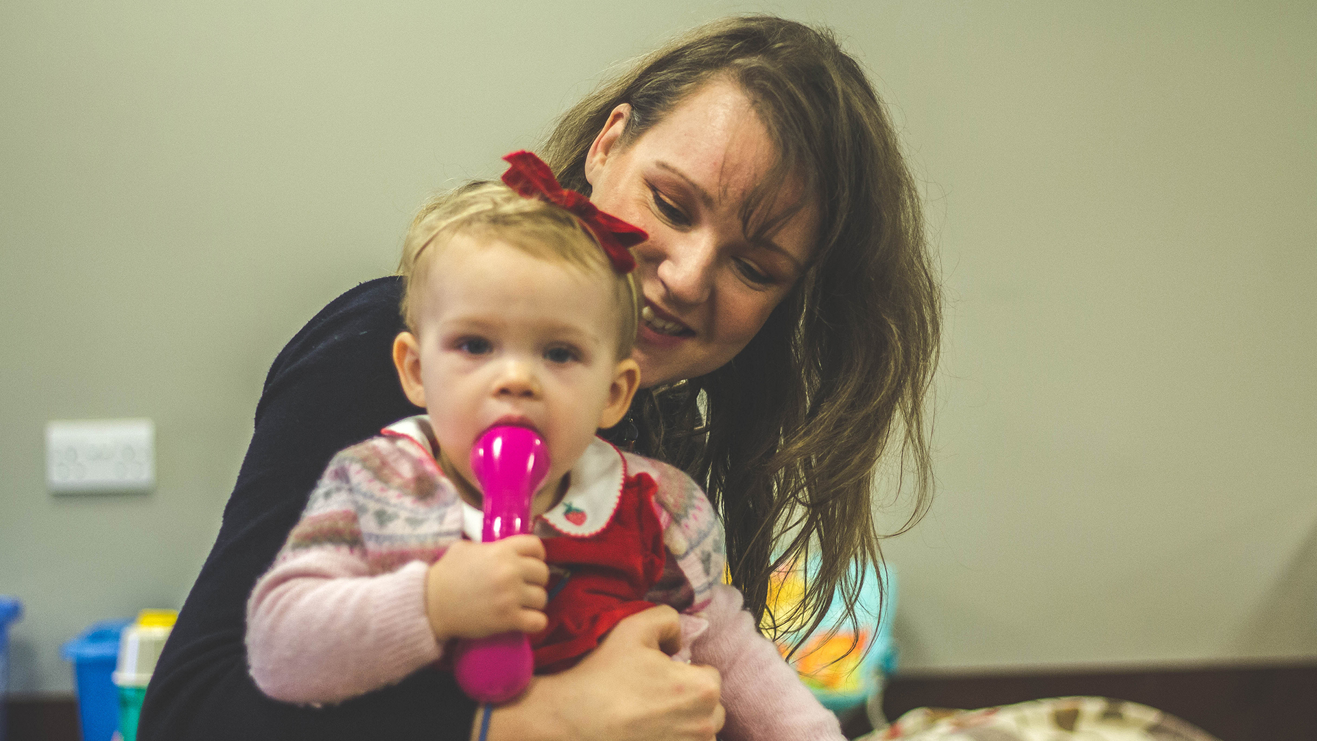Kids Cara and Child Photo