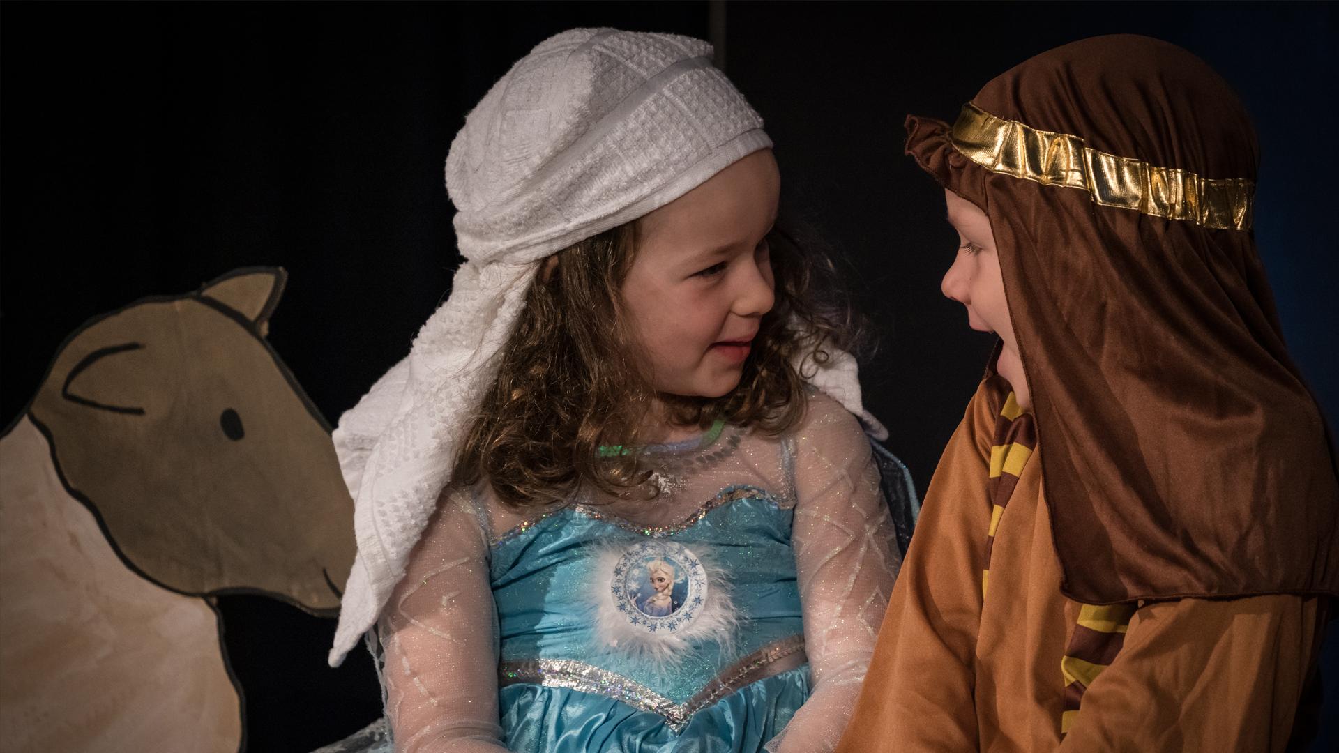 Kids Church Nativity